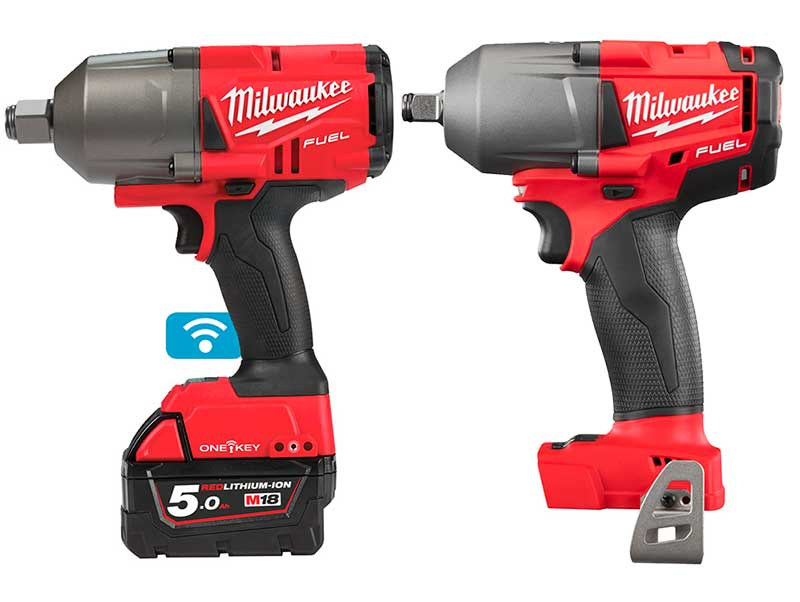 KIT DE LLAVES IMPACTO MILWAUKEE GRUPO 15 REF: KI99-LL610
